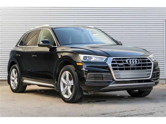 2019 Audi Q5 45 Progressiv (Stk: N5122) in Calgary - Image 1 of 17