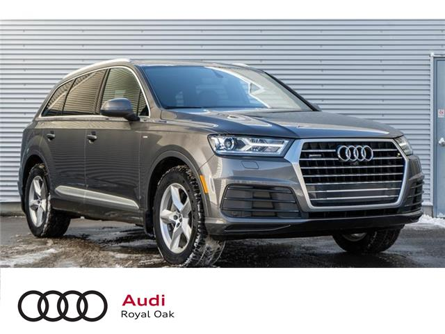 2019 Audi Q7 55 Progressiv (Stk: N5072) in Calgary - Image 1 of 16