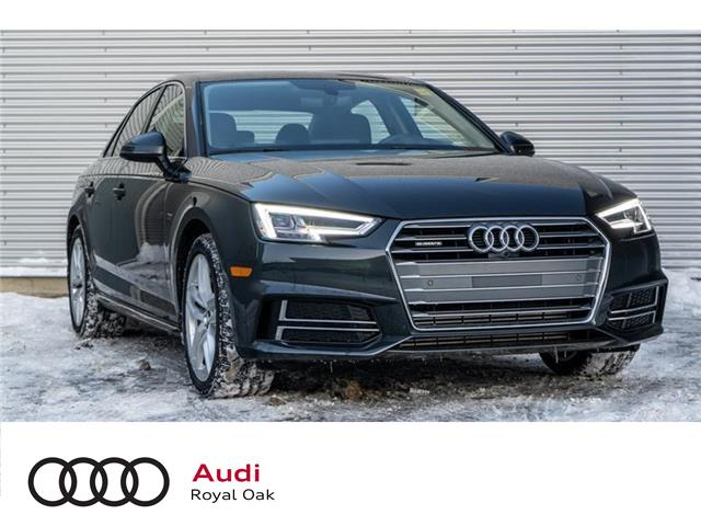 2018 Audi A4 2.0T Technik (Stk: N5431A) in Calgary - Image 1 of 15