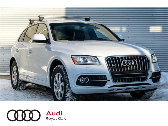 2017 Audi Q5 2.0T Technik (Stk: U0764) in Calgary - Image 1 of 15