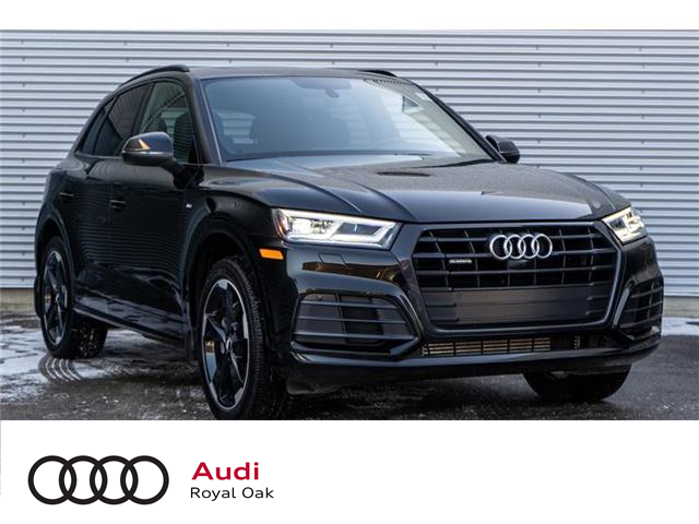 2019 Audi Q5 45 Progressiv (Stk: N5032) in Calgary - Image 1 of 16