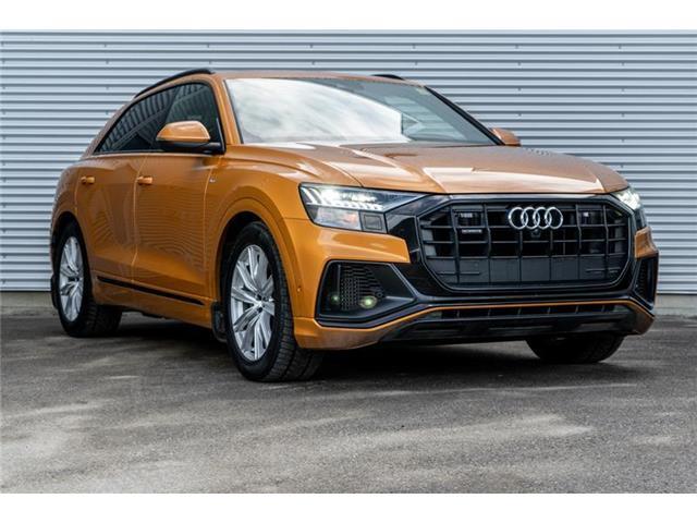 2019 Audi Q8 55 Technik (Stk: N5161) in Calgary - Image 1 of 17