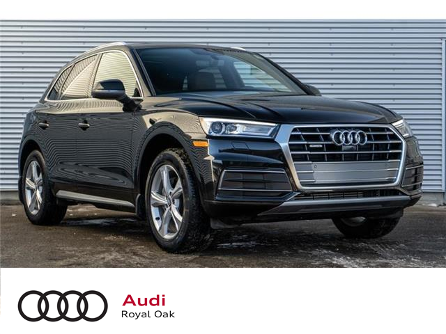 2019 Audi Q5 45 Progressiv (Stk: N5124) in Calgary - Image 1 of 14
