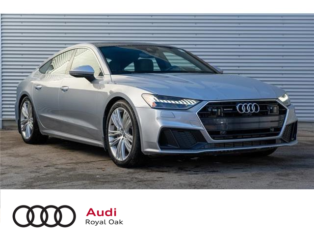 2019 Audi A7 55 Technik (Stk: N5012) in Calgary - Image 1 of 16