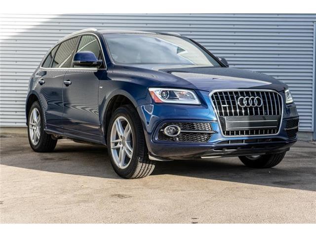 2017 Audi Q5 2.0T Progressiv (Stk: N5377A) in Calgary - Image 1 of 16
