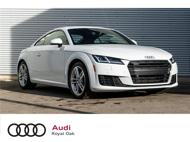 2017 Audi TT 2.0T (Stk: U0765) in Calgary - Image 1 of 20