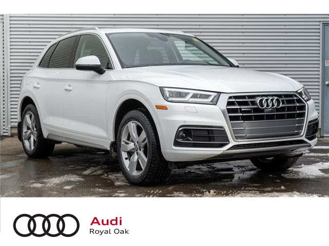 2018 Audi Q5 2.0T Technik (Stk: N5126A) in Calgary - Image 1 of 17