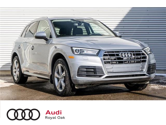 2019 Audi Q5 45 Progressiv (Stk: N5153) in Calgary - Image 1 of 19