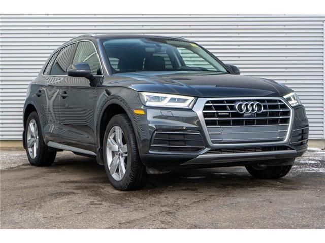 2019 Audi Q5 45 Technik (Stk: N5185) in Calgary - Image 1 of 19