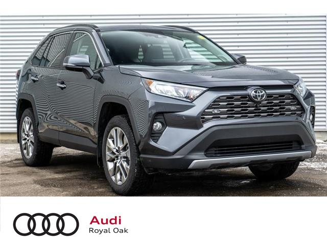 2019 Toyota RAV4 Limited (Stk: N5507A) in Calgary - Image 1 of 17