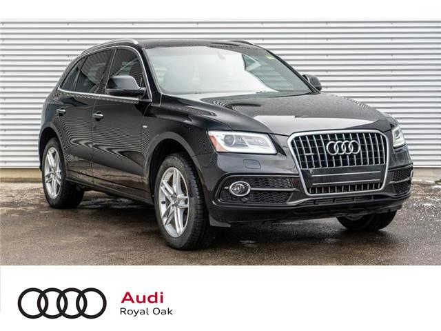 2016 Audi Q5 2.0T Technik (Stk: N5065A) in Calgary - Image 1 of 18