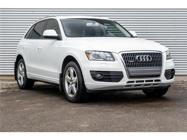 2011 Audi Q5 2.0T Premium Plus (Stk: N5330B) in Calgary - Image 1 of 18