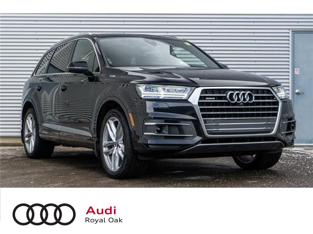 2017 Audi Q7 3.0T Technik (Stk: U0768) in Calgary - Image 1 of 19