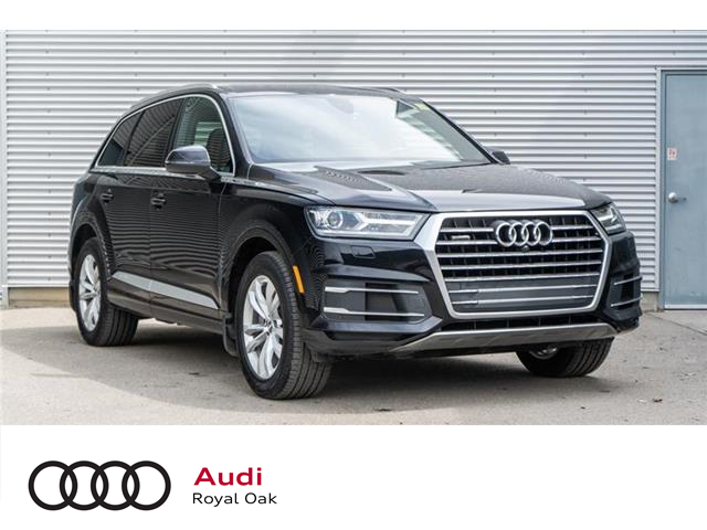 2019 Audi Q7 55 Progressiv (Stk: N5073) in Calgary - Image 1 of 17