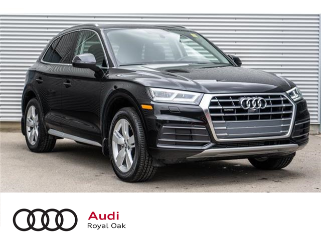 2019 Audi Q5 45 Technik (Stk: N5181) in Calgary - Image 1 of 16