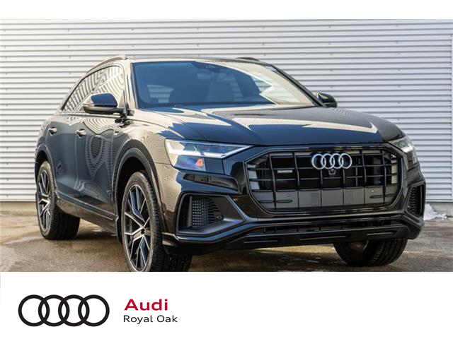 2019 Audi Q8 55 Progressiv (Stk: N5095) in Calgary - Image 1 of 15