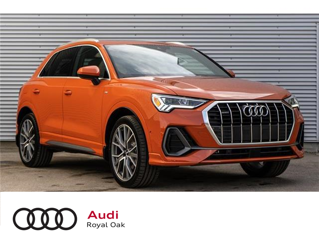2019 Audi Q3 2.0T Technik (Stk: N5354) in Calgary - Image 1 of 17