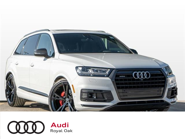 2019 Audi Q7 55 Technik (Stk: N5406) in Calgary - Image 1 of 22