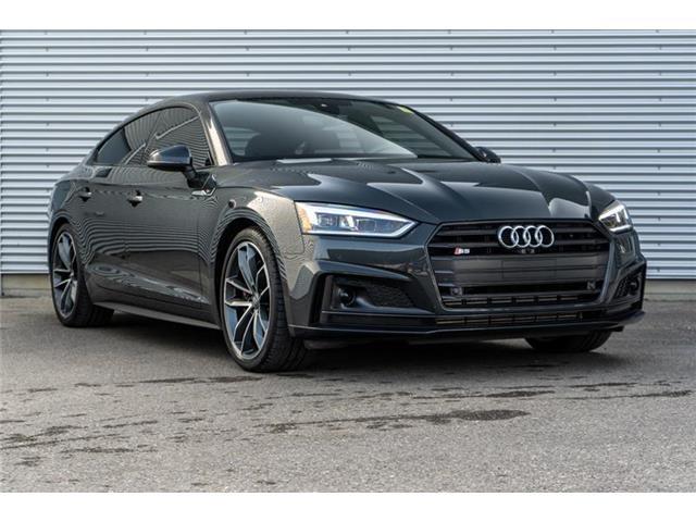 2019 Audi S5 3.0T Technik (Stk: U0784) in Calgary - Image 1 of 18