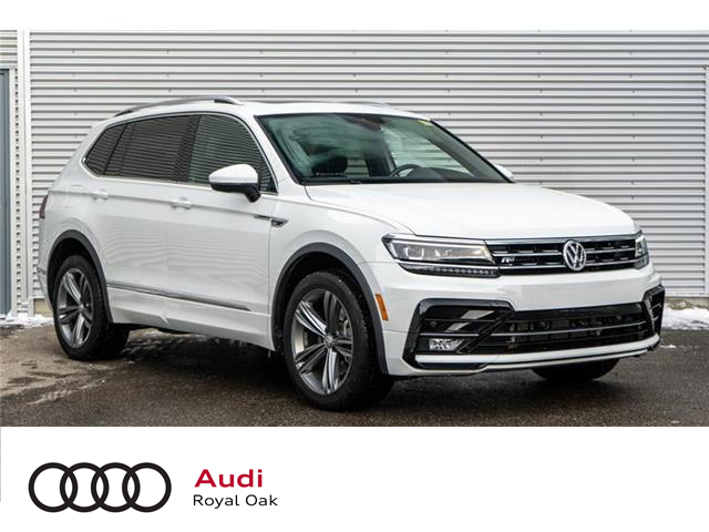 2019 Volkswagen Tiguan Highline (Stk: N5694B) in Calgary - Image 1 of 19