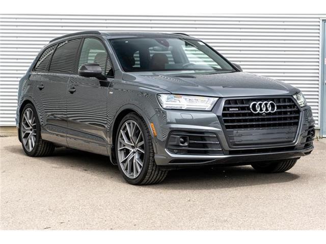 2019 Audi Q7 55 Technik (Stk: N5487) in Calgary - Image 1 of 15