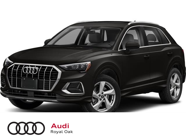 2020 Audi Q3 45 Progressiv (Stk: N5480) in Calgary - Image 1 of 10