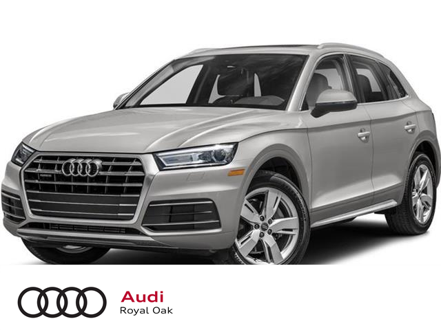 2020 Audi Q5 45 Progressiv (Stk: N5455) in Calgary - Image 1 of 13