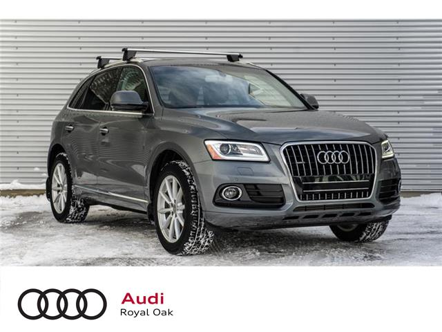 2017 Audi Q5 2.0T Technik (Stk: U0796) in Calgary - Image 1 of 20