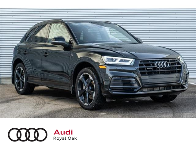 2020 Audi Q5 45 Progressiv (Stk: N5463) in Calgary - Image 1 of 18