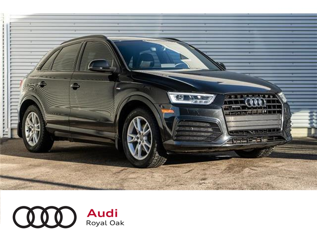2016 Audi Q3 2.0T Technik (Stk: N5751A) in Calgary - Image 1 of 20