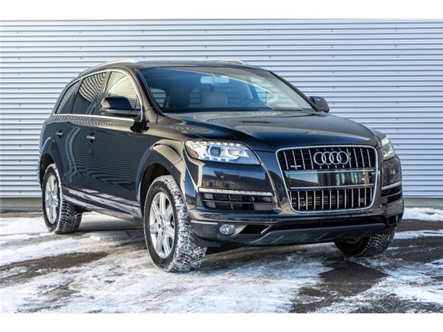 2012 Audi Q7 3.0 Premium (Stk: N5781A) in Calgary - Image 1 of 19
