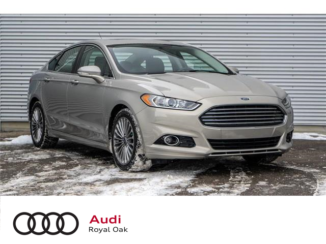 2015 Ford Fusion Titanium (Stk: N5776A) in Calgary - Image 1 of 20