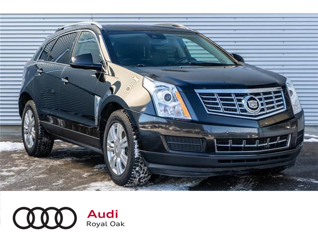 2013 Cadillac SRX Luxury Collection (Stk: N5408A) in Calgary - Image 1 of 19