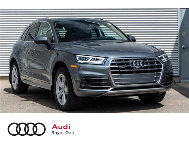 2020 Audi Q5 45 Technik (Stk: N5449) in Calgary - Image 1 of 17