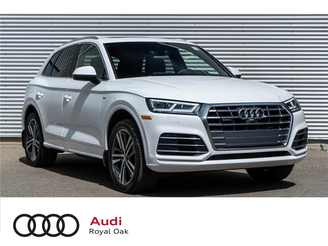 2020 Audi Q5 45 Technik (Stk: N5547) in Calgary - Image 1 of 18