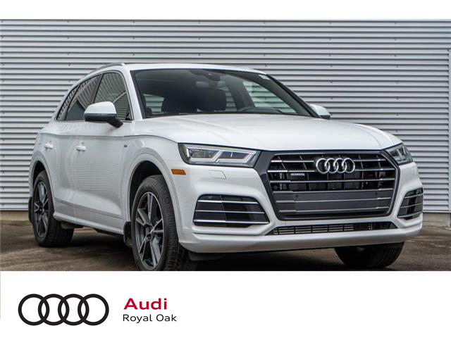 2020 Audi Q5 e 55 Progressiv (Stk: N5518) in Calgary - Image 1 of 15