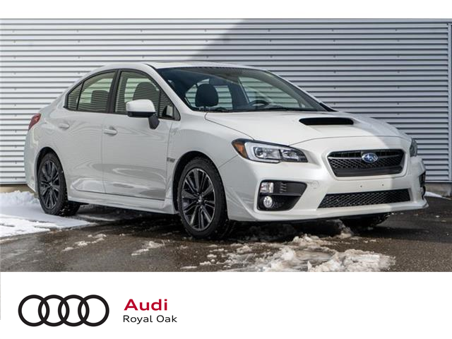 2015 Subaru WRX Sport-tech Package (Stk: N5839A) in Calgary - Image 1 of 19