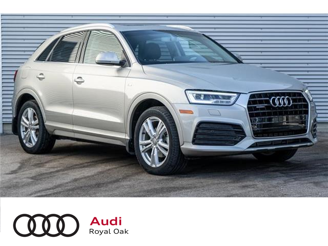 2016 Audi Q3 2.0T Technik (Stk: N5808A) in Calgary - Image 1 of 19