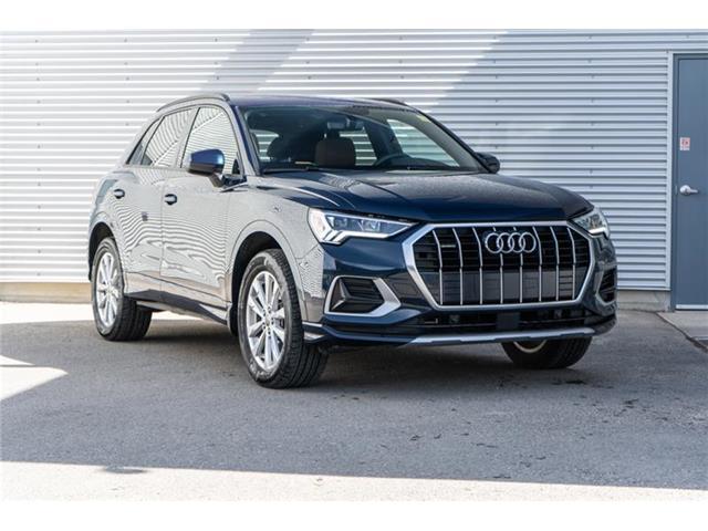 2019 Audi Q3 2.0T Komfort (Stk: N5848A) in Calgary - Image 1 of 20