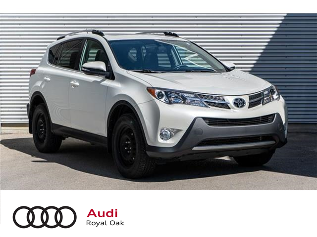 2015 Toyota RAV4 Limited (Stk: N5842A) in Calgary - Image 1 of 18