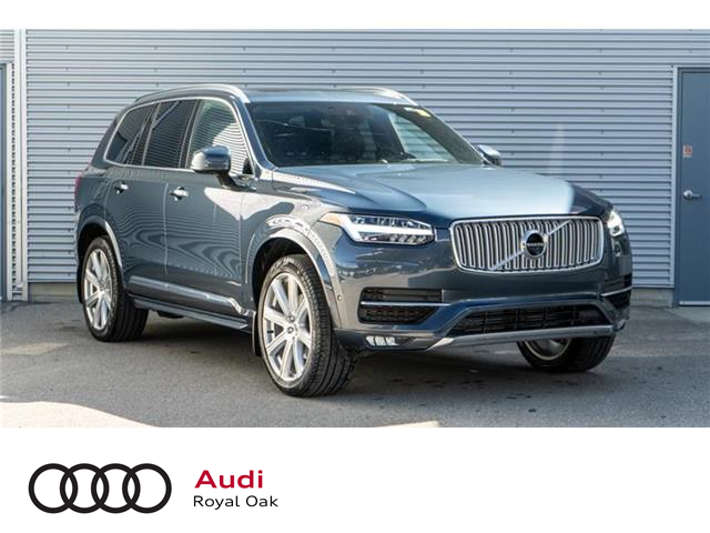 2018 Volvo XC90 T6 Inscription (Stk: N6002A) in Calgary - Image 1 of 20
