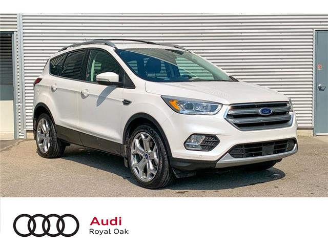 2017 Ford Escape Titanium (Stk: N6022A) in Calgary - Image 1 of 19