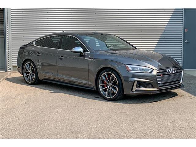 2018 Audi S5 3.0T Technik (Stk: N6063A) in Calgary - Image 1 of 20