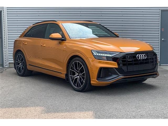 2019 Audi Q8 55 Technik (Stk: N6062A) in Calgary - Image 1 of 19