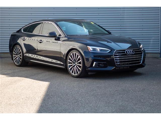 2018 Audi A5 2.0T Technik (Stk: U0832) in Calgary - Image 1 of 20