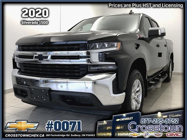 2020 Chevrolet Silverado 1500 LT (Stk: 0071) in Sudbury - Image 1 of 23