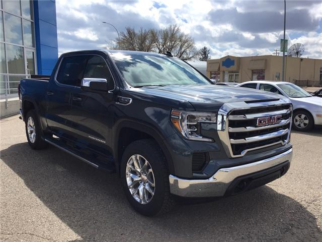 2019 GMC Sierra 1500 SLE (Stk: 203362) in Brooks - Image 1 of 21