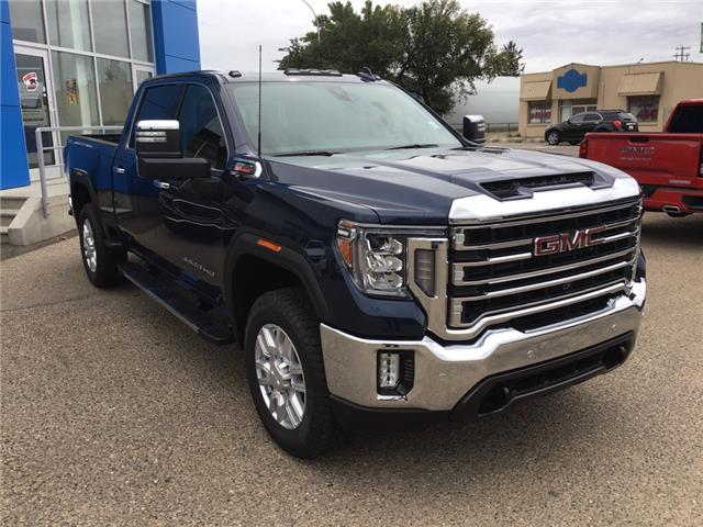 2020 GMC Sierra 3500HD SLT (Stk: 209357) in Brooks - Image 1 of 25