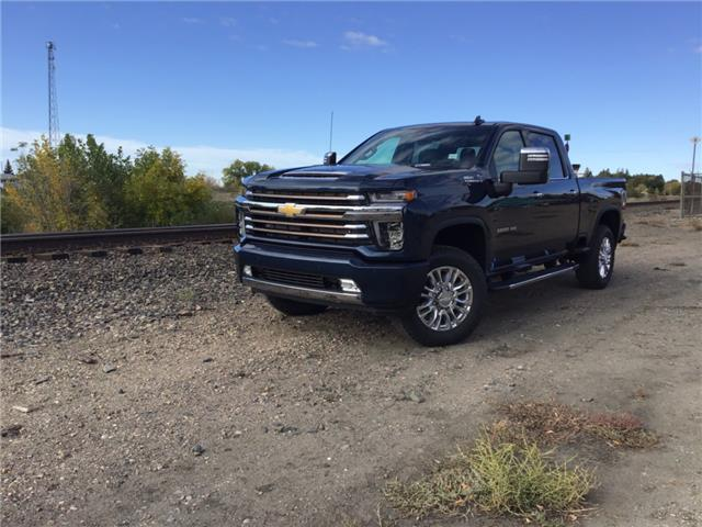 2020 Chevrolet Silverado 3500HD High Country (Stk: 209724) in Brooks - Image 1 of 24