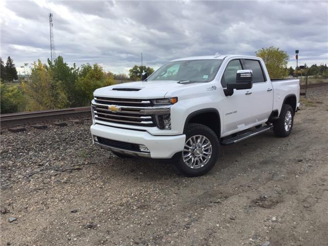 2020 Chevrolet Silverado 2500HD High Country (Stk: 209968) in Brooks - Image 1 of 24